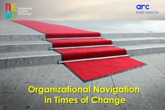 Organizational Navigation in Times of Change (By Invitation)