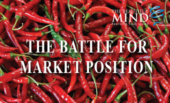 The battle for market positioning